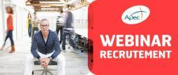 Webinar Recrutement