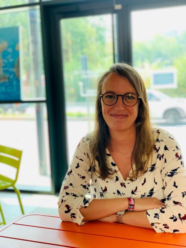 Pauline Fouqué - RH Digitaleo