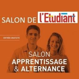 SALON DE L'ETUDIANT : APPRENTISSAGE, ALTERNANCE ET MÉTIERS