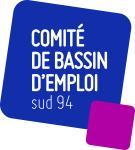 Logo officiel du Comité de Bassin d'emploi du Sud Val-de-Marnais