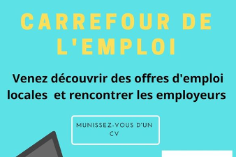 Carrefour de l'emploi - 12 déc. - La Douze (24)