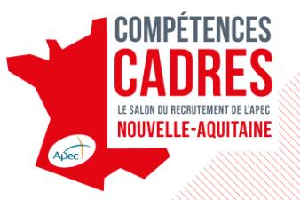 Salon Compétences Cadres de l'APEC - 19 nov. - Bordeaux