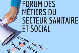 Forum des métiers du secteur sanitaire et social - 20 nov - Surgères (17)
