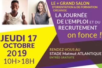La Journée de l'emploi by Aquitec - 17 oct. - Bordeaux