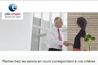 Salon de recrutement Interim en ligne - Pays Basque / Sud Landes - 5 au 19 nov