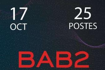 Jobdating du Centre Commercial BAB2 - 17 oct. - Anglet