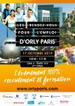 Les Rendez-Vous pour l'emploi d'Orly Paris®