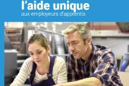 Aide unique aux employeurs qui recrutent en apprentissage