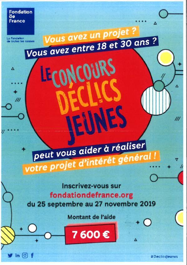 Affiche Fondation de France