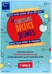 Concours Déclic Jeunes de la Fondation de France