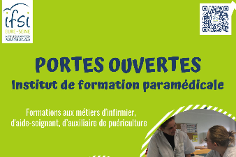 PORTES OUVERTES INSTITUT DE FORMATION PARAMEDICALE