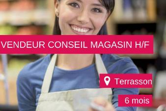 Réunion d'information Métier Vendeur Conseil Magasin - 20 janv - Terrasson (24)