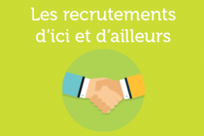 Processus de recrutement à l'international