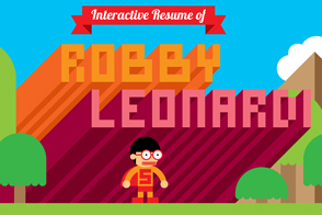 CV de Robby Leonardi