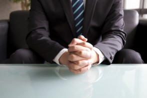 Entrar em contato depois de uma entrevista