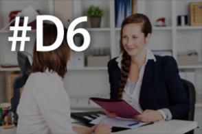 D6 programa emprego