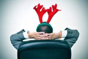 travailler à Noël