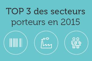 Top 3 des recrutements de l'année 2015