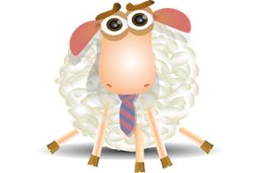 Mouton à 5 pattes
