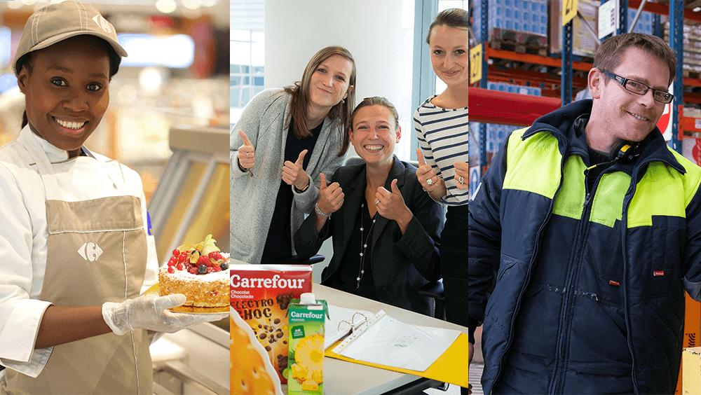 Travailler chez Carrefour : les métiers et comment postuler