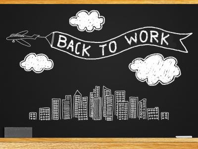 Survivez à votre retour de travail