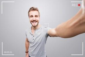 CV selfie en action !