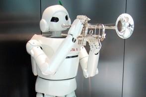 Robot humanoïde fabriqué par Toyota
