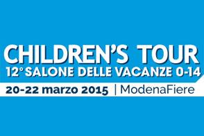 Children's Tour, il salone delle vacanze 0-14 anni