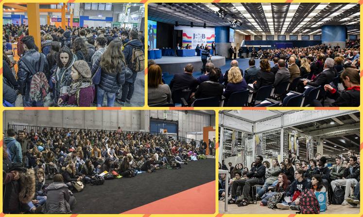 Salone del lavoro di Verona Job&Orienta