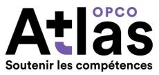Logo de l'OPCO Atlas