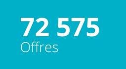 72 575 Offres