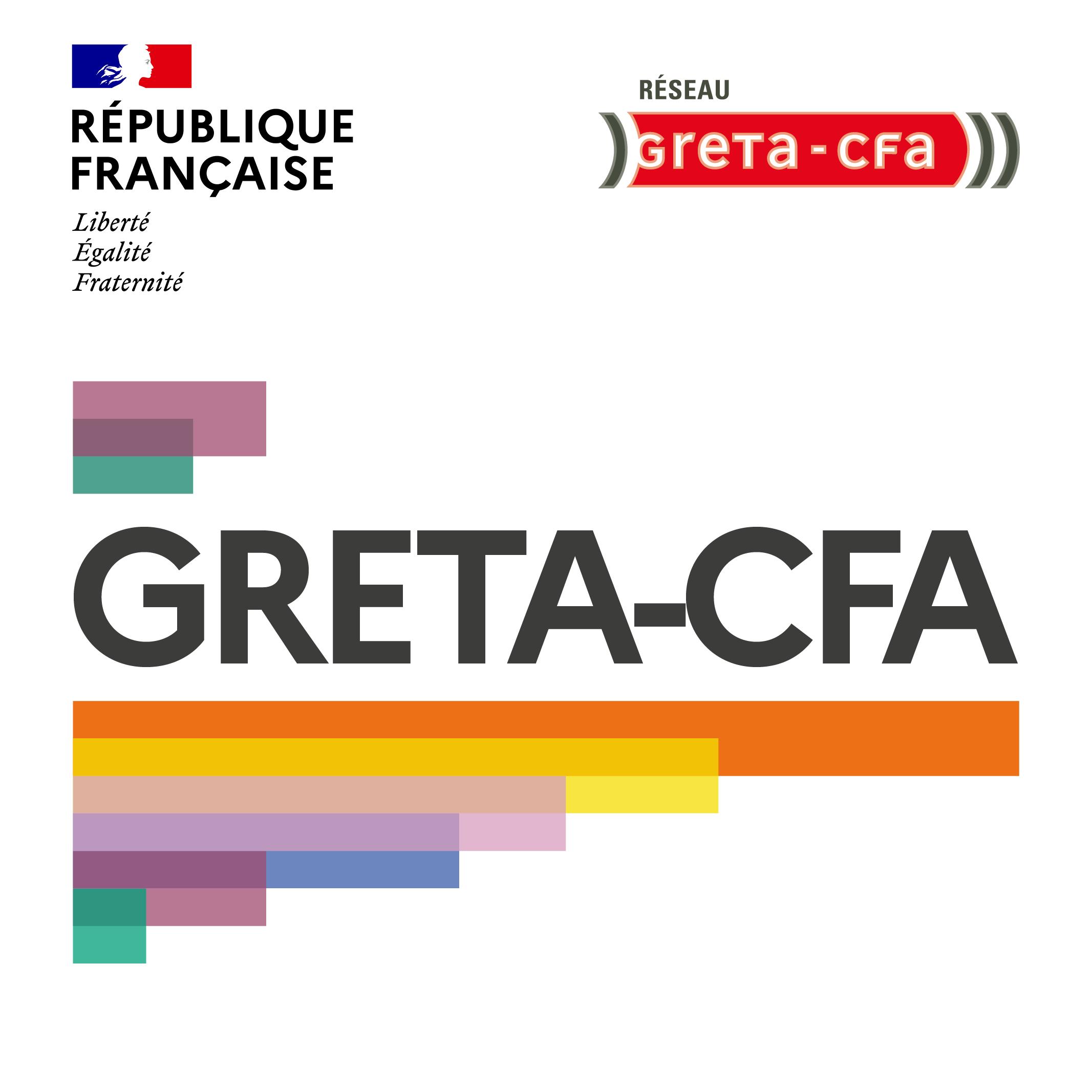 Logo GRETA-CFA Académie d'Aix-Marseille