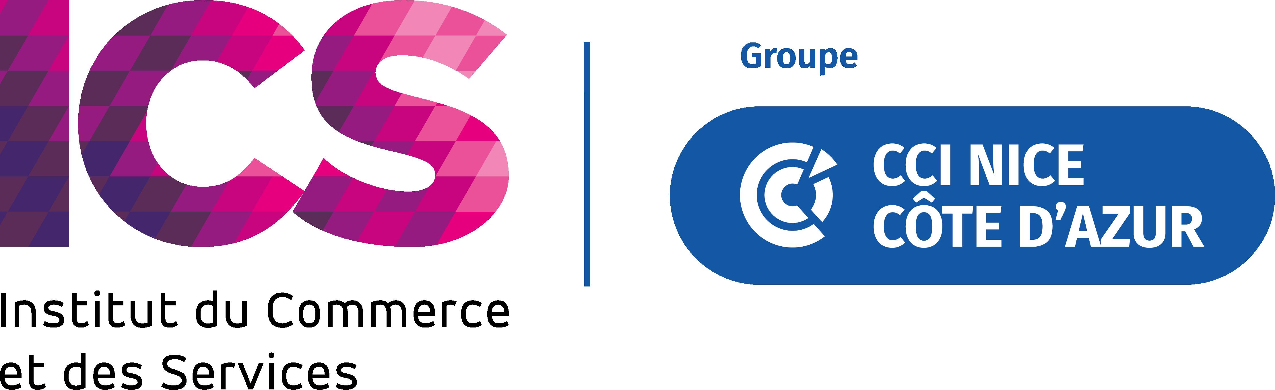 Logo ICS - Institut du Commerce et des Services