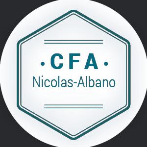 Logo CFA NICOLAS ALBANO