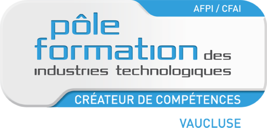 Logo Pôle Formation des Industries 84