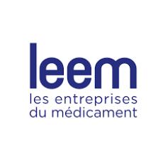 Logo du LEEM, les entreprises du médicament