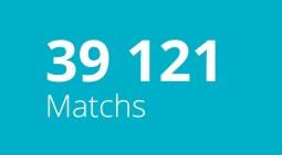 39 121 Matchs