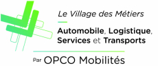 Logo de l'OPCO Mobilités