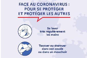 !! Coronavirus - COVID 19 !!