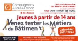 Journée Portes Ouvertes: Compagnons du Tour de France
