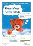 SESSION DE RECRUTEMENT Métiers de la petite enfance