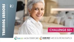 7è promotion du programme Challenge 50+