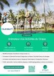 Le Club Med recrute 14 Animateurs Cirque H/F en alternance