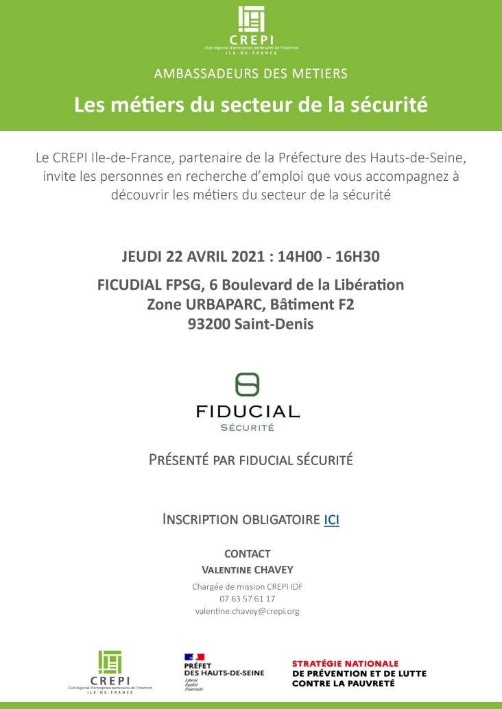 invitation à la rencontre du 22 avril 2021
