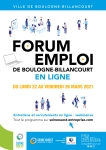 FORUM EMPLOI de BOULOGNE-BILLANCOURT : 5 è Edition