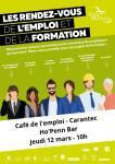 LES CAFÉS DE L'EMPLOI