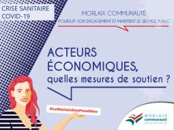 //COVID-19// Acteurs économiques, quelles mesures de soutien ?