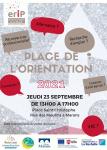 Place de l'orientation Marans, 23 septembre 2021
