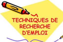 ATELIER TECHNIQUE DE RECHERCHES D EMPLOI