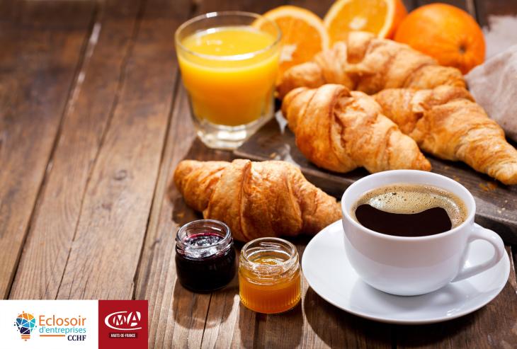 Petit-déjeuner au pôle Euréka